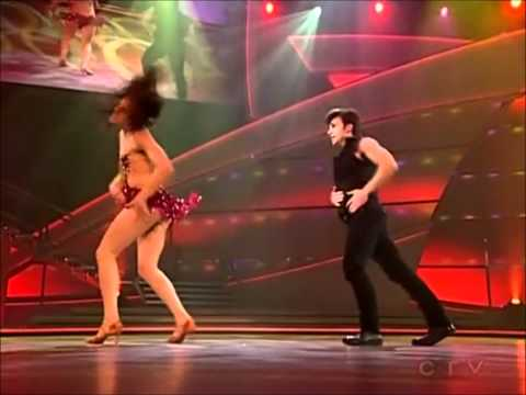Hot Canadian salsa: The one-arm lift