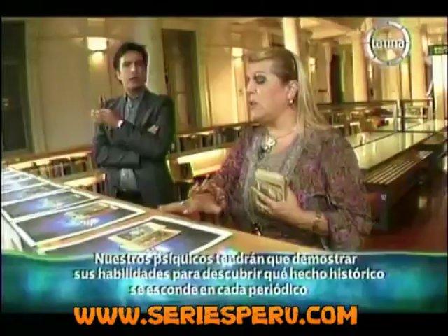 Psíquicos Frecuencia Latina programa 05-05-13