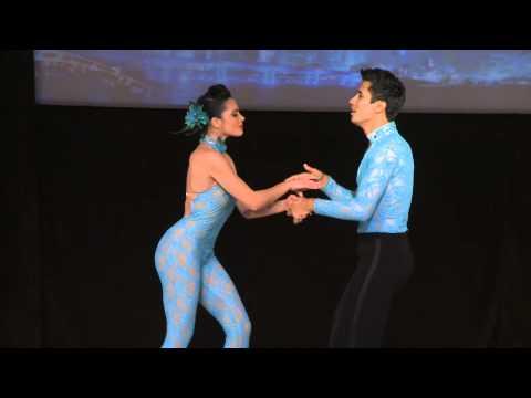 Rodrigo Guzman & Nayara Nunez – World Latin Dance Cup 2012 Salsa Cabaret Couple SemiF