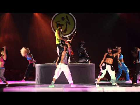 Zumba Fitness Bollywood Belly Dance in HD
