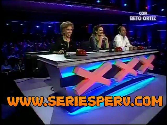 Perú Tiene Talento Frecuencia Latina 20-10-12 (1-2)