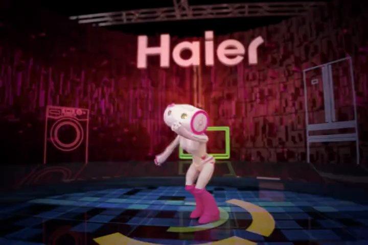HAIER MUSIC MEMORY – E-Za Dance Salsa