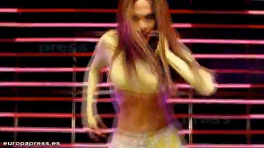 Jennifer López pierde sus famosas curvas latinas