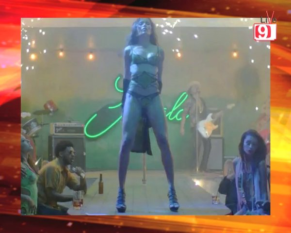 "Hot Video – Freida Pinto Strips & Pole Dances in Bruno Mars' ""Gorilla"" Music Video"