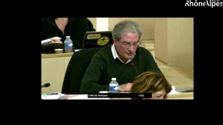 Armand Creus – Développement de la  VAE – décembre 2013