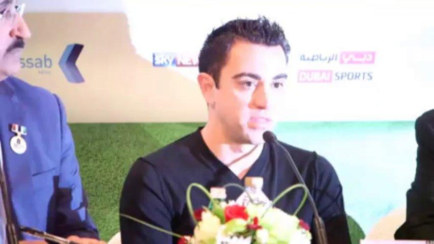 Ballon d'Or –  Xavi voterait Messi, Ribéry et Ronaldo