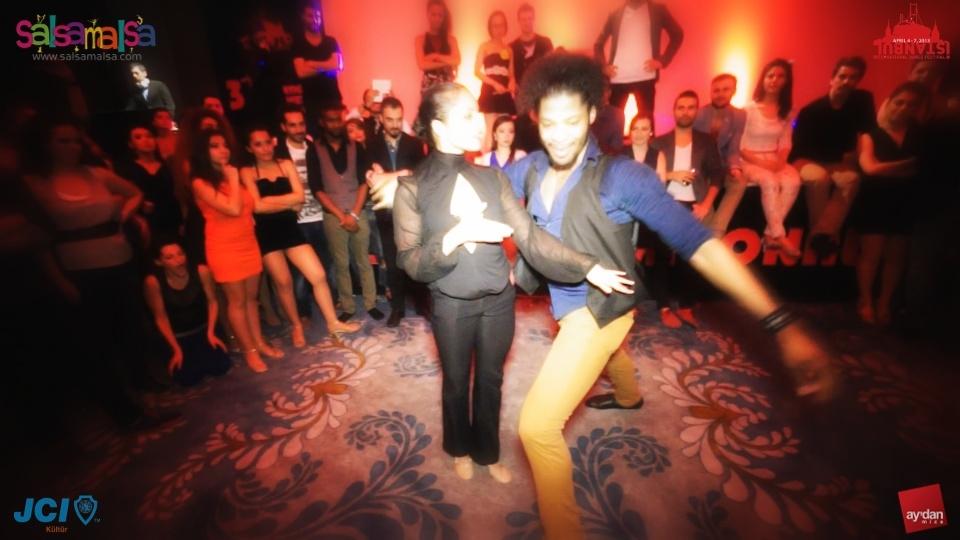 MAGNA GOPAL – TERRY SUPER SOCIAL SALSA | 3.ISTANBUL DANCE FESTIVAL