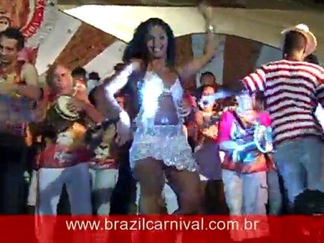 Respect Samba Dance: True 2011 Brazil Carnival Dancing
