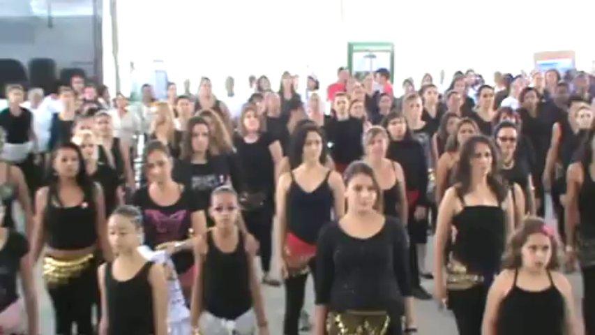 Dança do Ventre Guarulhos   Bosque Maia   Parte 05