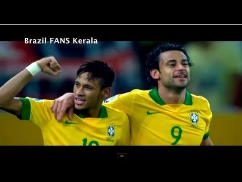 SAMBA DANCE 2014 MALAYALAM | Brazil FANS Kerala