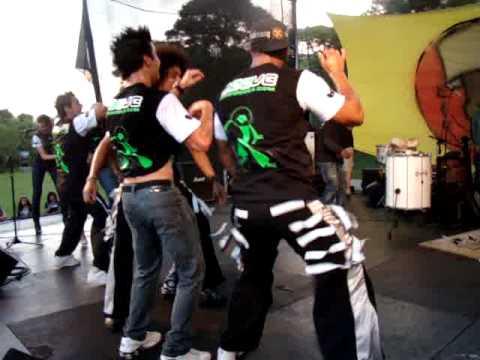 MOOVE DANÇA DO CRÉU – RASTEIRA NA FOME 2008