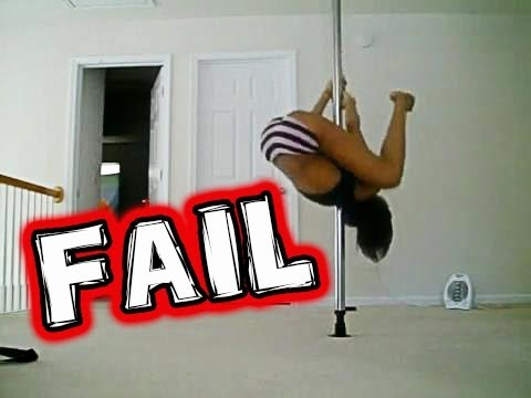 Ultimate Pole Dance Fails Compilation || MonthlyFails