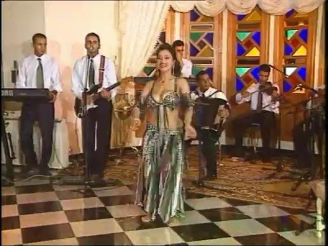 Mona Mohamed – Sawah – Oriental Belly Dance