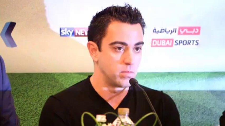 """Xavi: """"Messi e Ribery meglio di Ronaldo"""""""