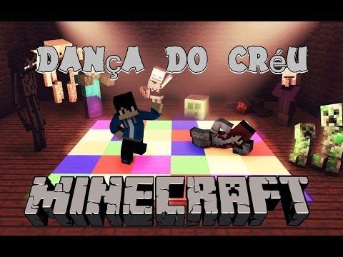 Dança Do Créu Versão Minecraft