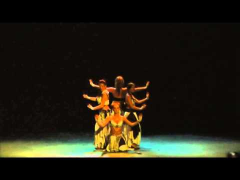 Tribal Fusion Belly Dance Group Choreography