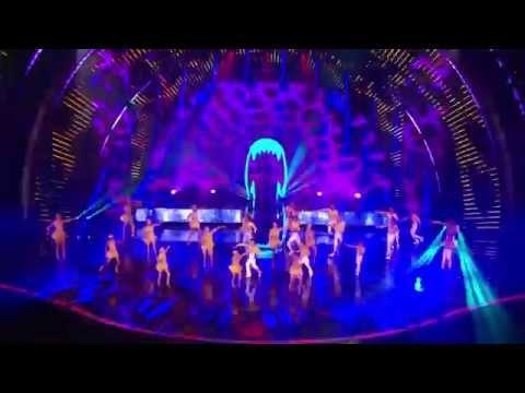 America's Got Talent S09E10 Quarterfinals Round 1 Salsa Dance Troupe Baila Conmigo
