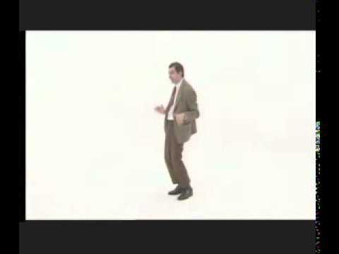mr bean dança do créu [original]