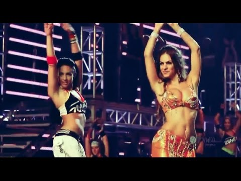 Zumba – Belly Dance | Beto Perez, Tanya Beardsley, Portia Lange – (+18)
