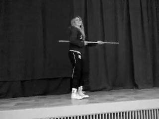Jolies Suèdoises qui dansent / Sexy swedish girls dancing