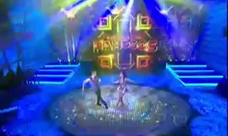 TV Globo 2014-08-10 Dança dos Famosos com Anitta (3)