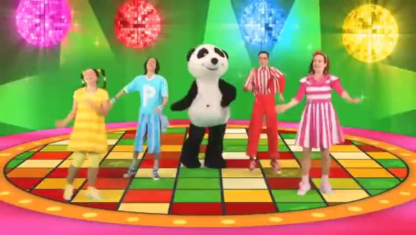 Panda e Os Caricas – A Dança Do Panda