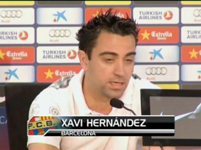 Xavi cree que las bajas en defensa serán bien suplidas