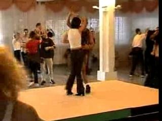 Salsa dance by Oscar Turcio
