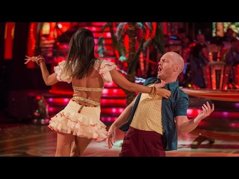 Jake Wood & Janette Manrara Salsa to 'Mambo No5' – Strictly Come Dancing: 2014 – BBC One