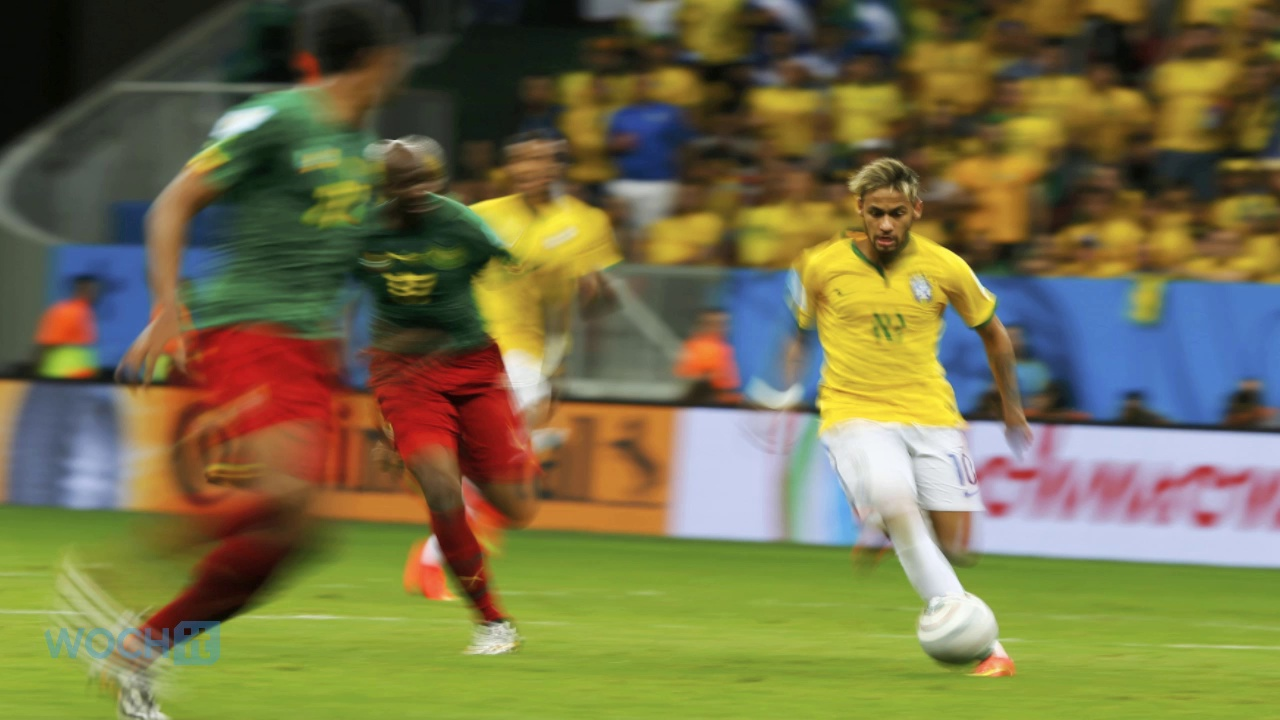Brazil Has Faked The Most Injuries At The 2014 World Cup