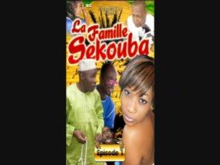 "GOHOU FILM ""LA FAMILLE SEKOUBA"""