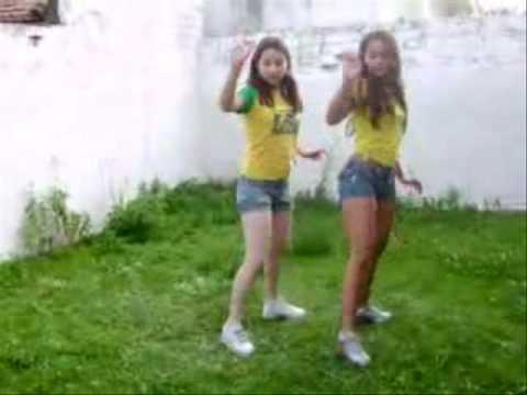 Dança do creu Mc Creu garotas muito boa