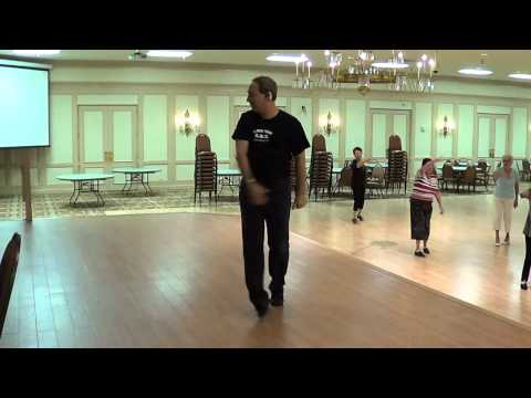 BOMBA LATINA Line Dance by Joey Di Stefano Demo & Tutorial by Ira Weisburd