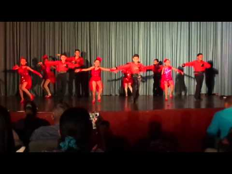 La Negra Tiene Tumbao – Presencia Latina Dance (Infantil) Base aragua
