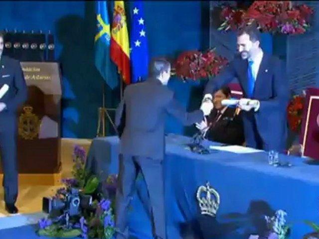 Premio Príncipe de Asturias – Xavi y Casillas, galardonados
