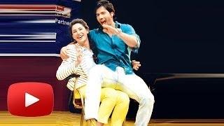 Check Out – Varun Dhawan Seduces Nargis Fakhri With His Lap Dance!