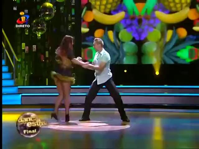 Katia Aveiro – Convidada – Dança com as Estrelas 2 – FINAL