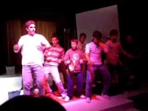 Karaoke Night – Créu – brazilian guys (Bell Bedgebury 2009)