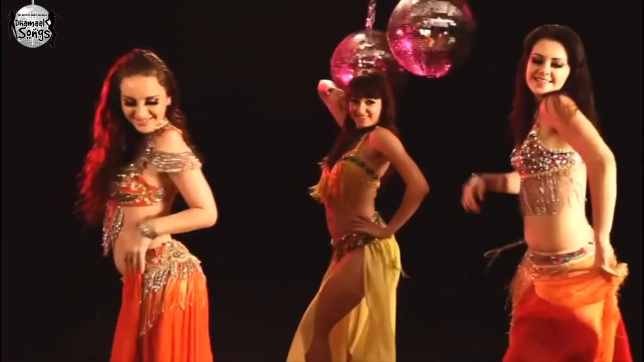 Super Hot Item Song – Anguri (hot belly dance)
