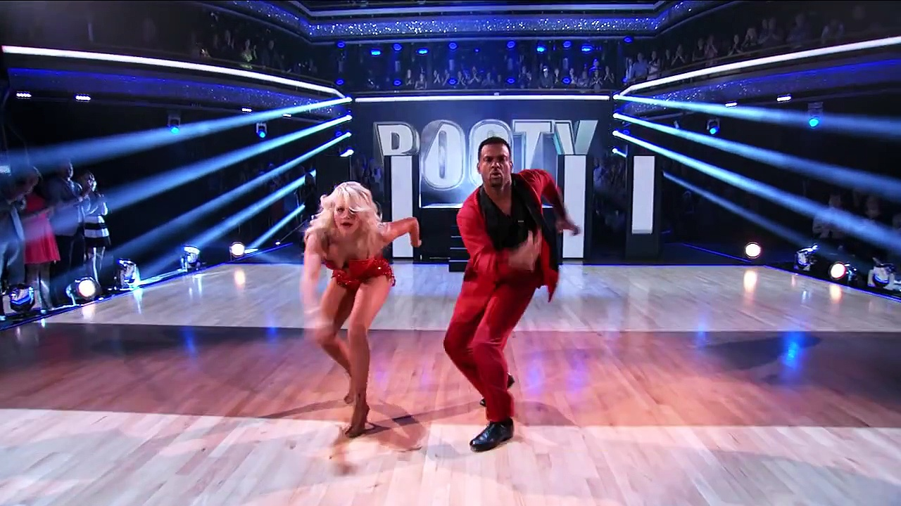 Alfonso & Witney's Salsa (full) – Dancing with the Stars