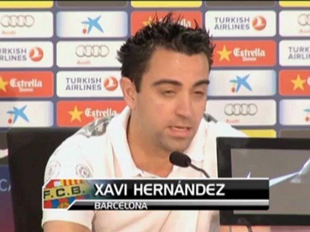 Copa del Rey: Xavi gesteht Abwehrschwäche