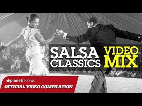 BEST OF SALSA HITS ► 22 SALSA CLASSICS VIDEO MIX ► MARC ANTHONY – CELIA CRUZ – TITO PUENTE