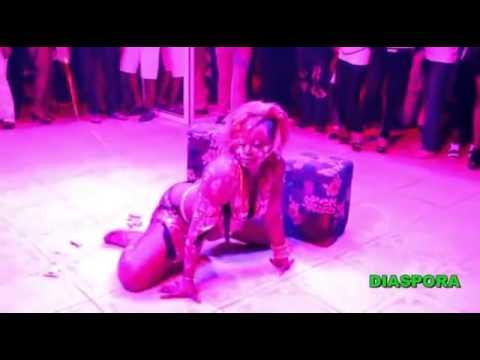 Cameroun Live show mapouka bikutsi