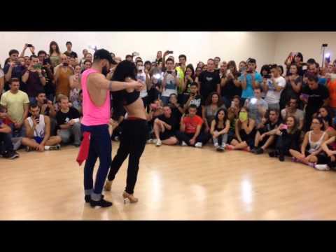 Story of My Life – Daniel Y Desiree (Bachata)- Madrid Salsa Festival (2014)