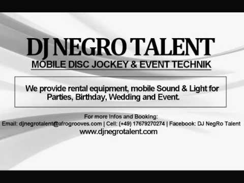 DJ NegRo Talent – Mapouka vs Zouglou (Mai 2011)