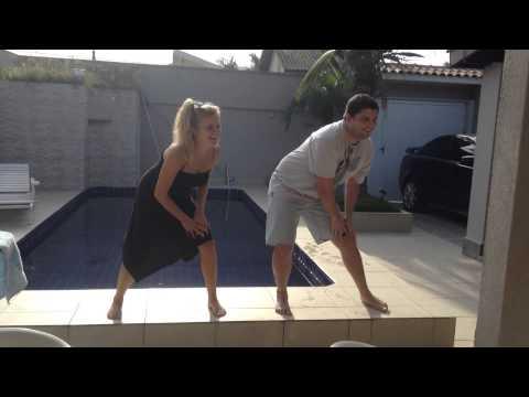 Yuri and Jess dancing Creu