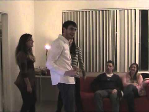 CRÉU performed by GEORGE, gringo da Geórgia!