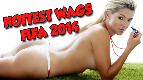 FIFA World Cup Brazil 2014 – Wives And Girlfriends – Your Favorite