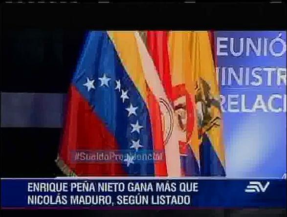 Lo que ganan los presidentes de A. Latina y un rescate animal en #LoMásVisto