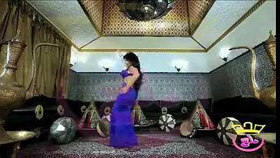 Arab Girl Bellay Dance or Mujra Dance
